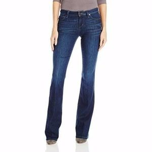 The Honey Curvy Bootcut Saunders size 26/2 Blue